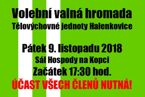 Obnova katastrlnho opertu - aktualizace - obec Halenkovice